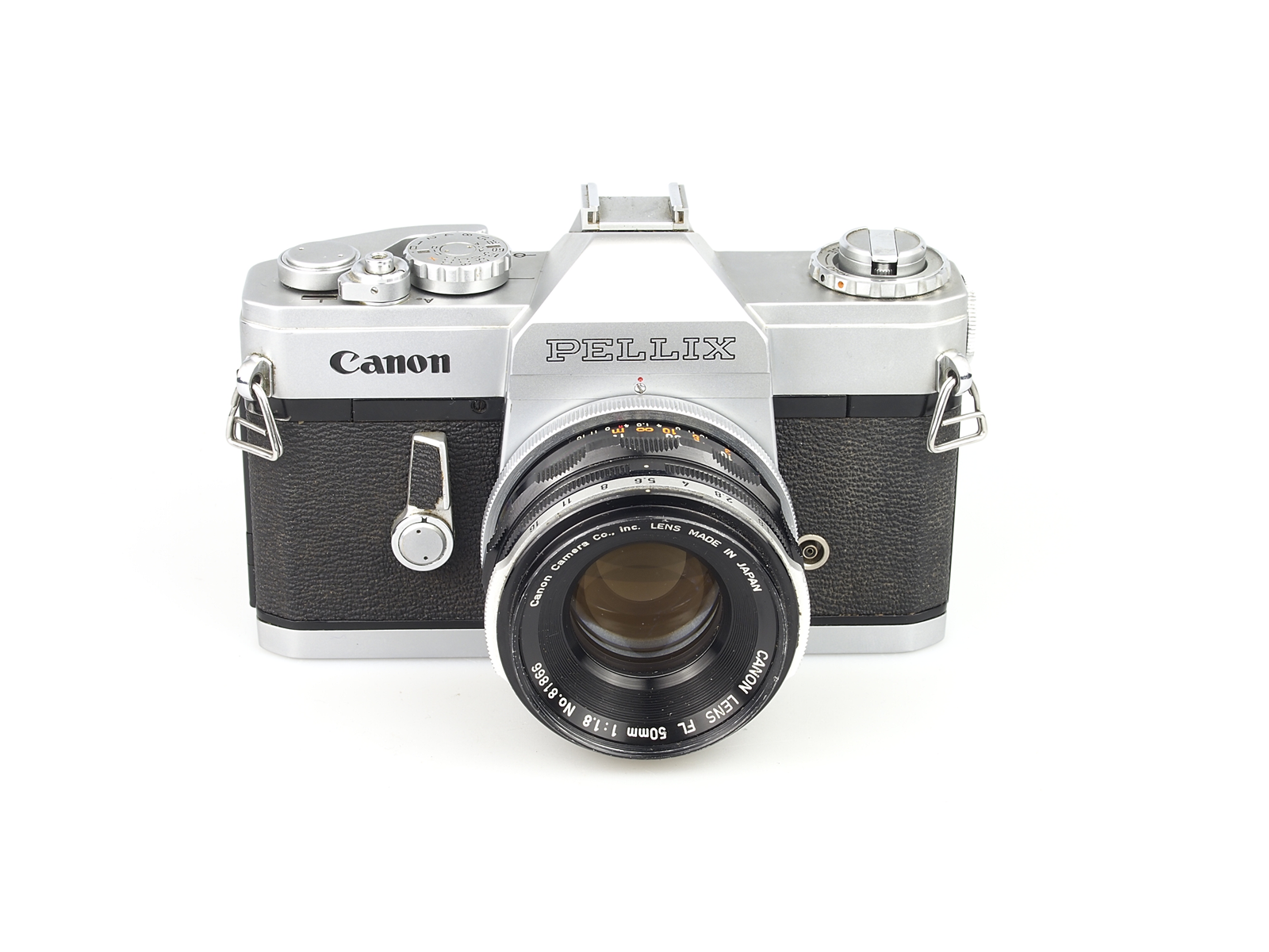 Canon Pellix (Japan, 1965)