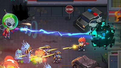 لعبة Aliens Agent Star Battlelands كاملة للأندرويد، لعبة  Aliens Agent Star Battlelands مكركة، لعبة Aliens Agent Star Battlelands مود فري شوبينغ