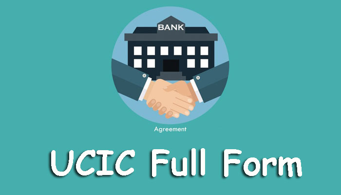 UCIC Full Form in Hindi