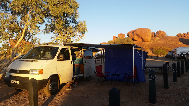 on the road australia campervan consigli