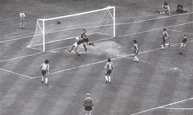 Escocia y Chile en Rous Cup, 30 de mayo de 1989