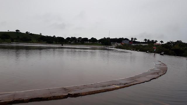 TUNTUM: Chuva deixa centenas de desabrigados