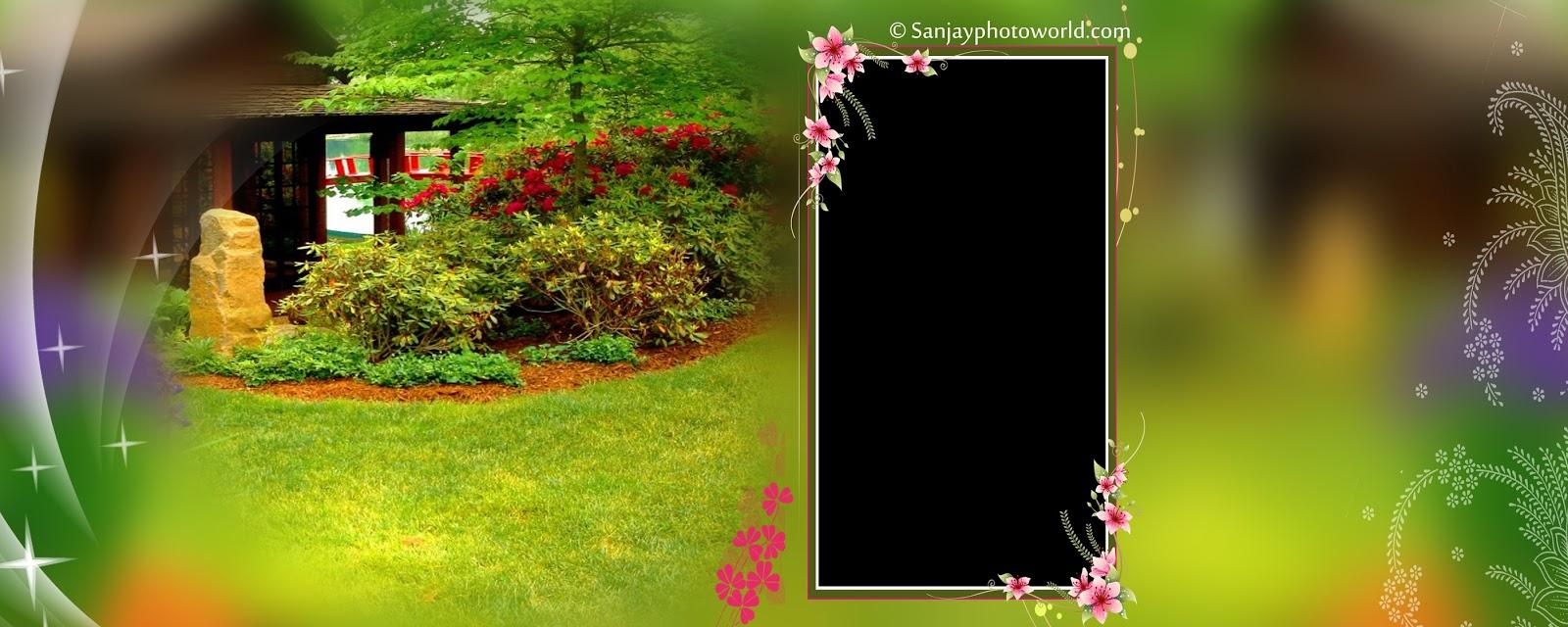 Karizma Album Psd Background 12x36 Free Download - StudioPk