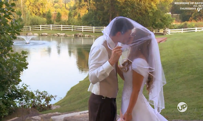 Michael Bates and Brandon Keilen wedding