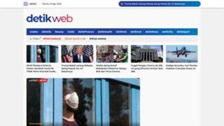 DetikWeb Premium Free Template Blogger
