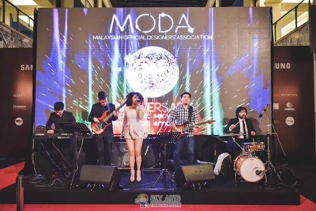 Samsung x MODA Malaysia 26th Anniversary 2016 @ Publika KL