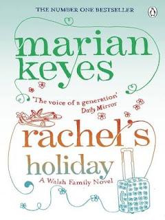 Ferias!Marian Keyes, Rachel Walsh, Rachel Hollysays