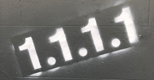 1111 DNS