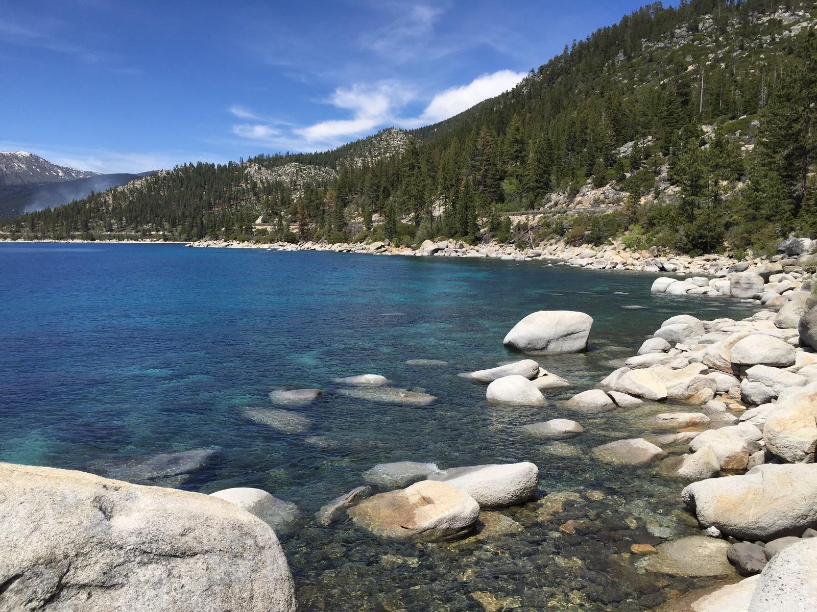 lake tahoe beach nature prservation