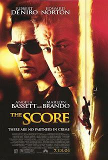 The Score (Un golpe maestro) <br><span class='font12 dBlock'><i>(The Score)</i></span>