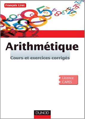 Télécharger Livre Gratuit Cours et exercices corrigés Arithmétique pdf