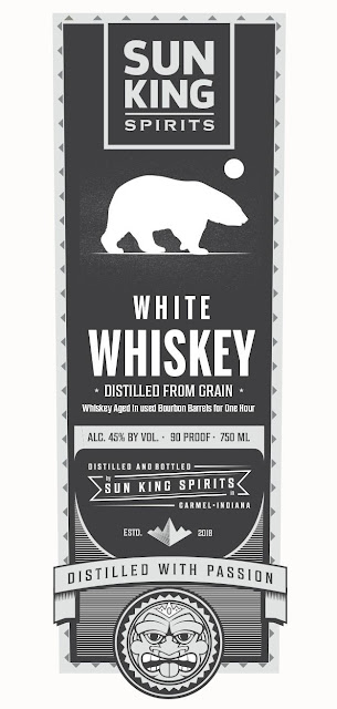 Sun King Spirits White Whiskey