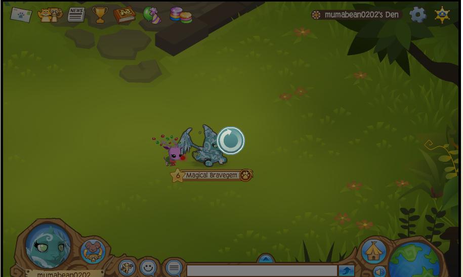 Magical Bravegem S Animal Jam Running Glitches