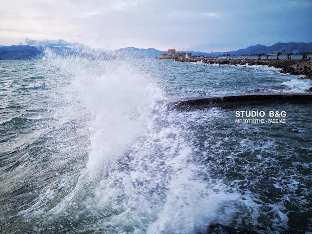 Έκτακτο δελτίο της ΕΜΥ: Χιόνια, καταιγίδες με ανέμους 9 μποφόρ και στη Βορειοανατολική Πελοπόννησο