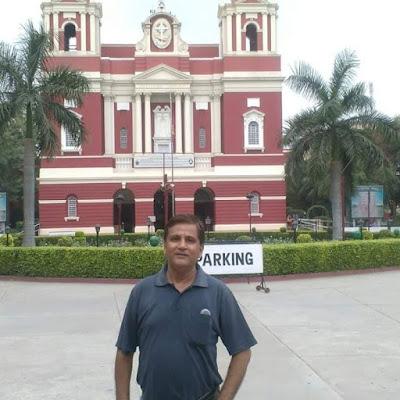 Sacred Heart Cathedral, Gol Dak Khana