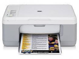 Image HP Deskjet F2235 Printer