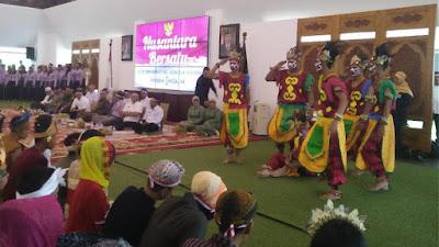 Gerakan nasional Nusantara Bersatu di Banyuwangi