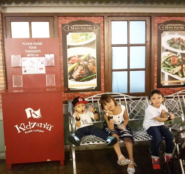 AirAsia dan Kidzania Kuala Lumpur raikan HARI KANAK-KANAK SEDUNIA - International Children's Day