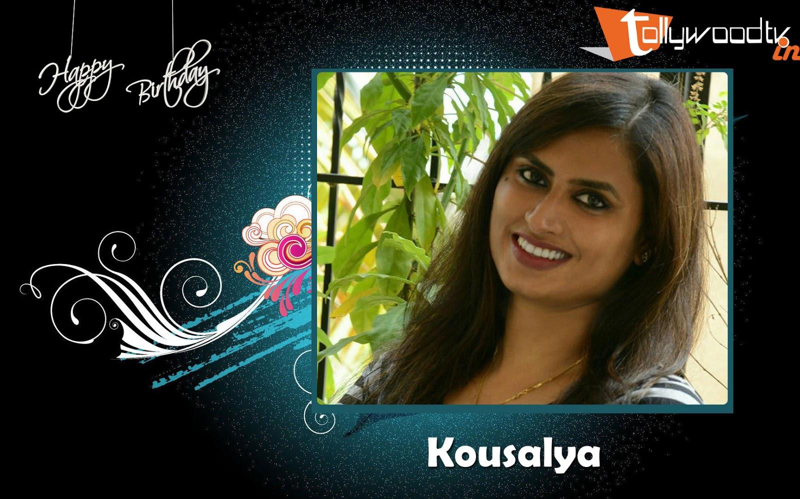 Happy Birthday To Singer Kousalya-HQ-Photo-1