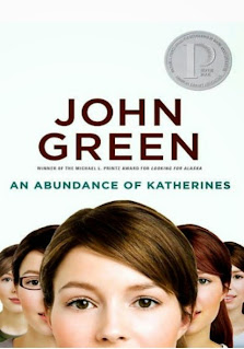 book review john green an abundance of katherines