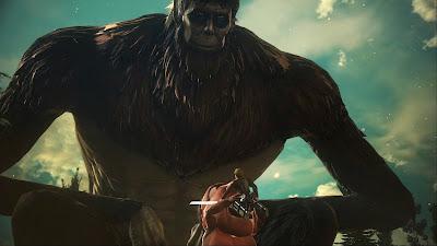 Attack On Titan 2 Final Battle Game Screenshot 2