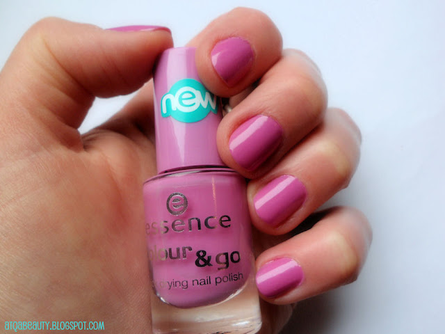 Paznokcie :: Essence, Colour & Go, 41 Very Berry