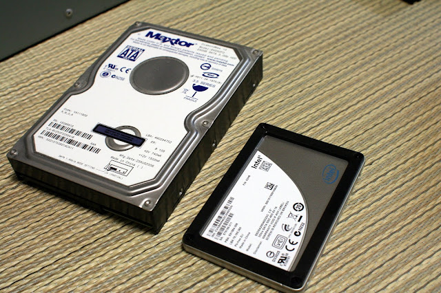 SSD vs HDD, Which Is More Powerful?
