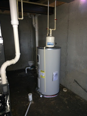 ryan homes water heater