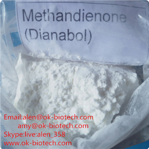 99% purity raw steroid powder: Dianabol Cycle