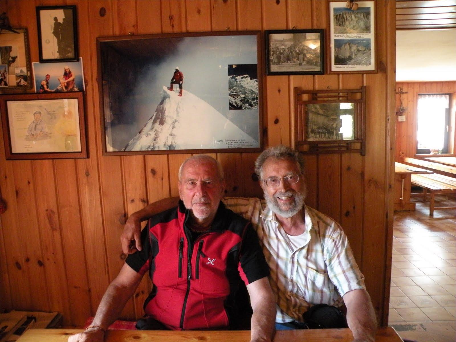 L Arte Di Salire Chiavari rotary club chiavari tigullio: al rifugio antermoia con almo