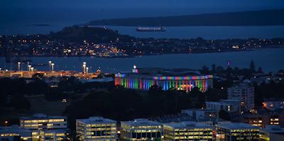 Auckland - Nový Zéland