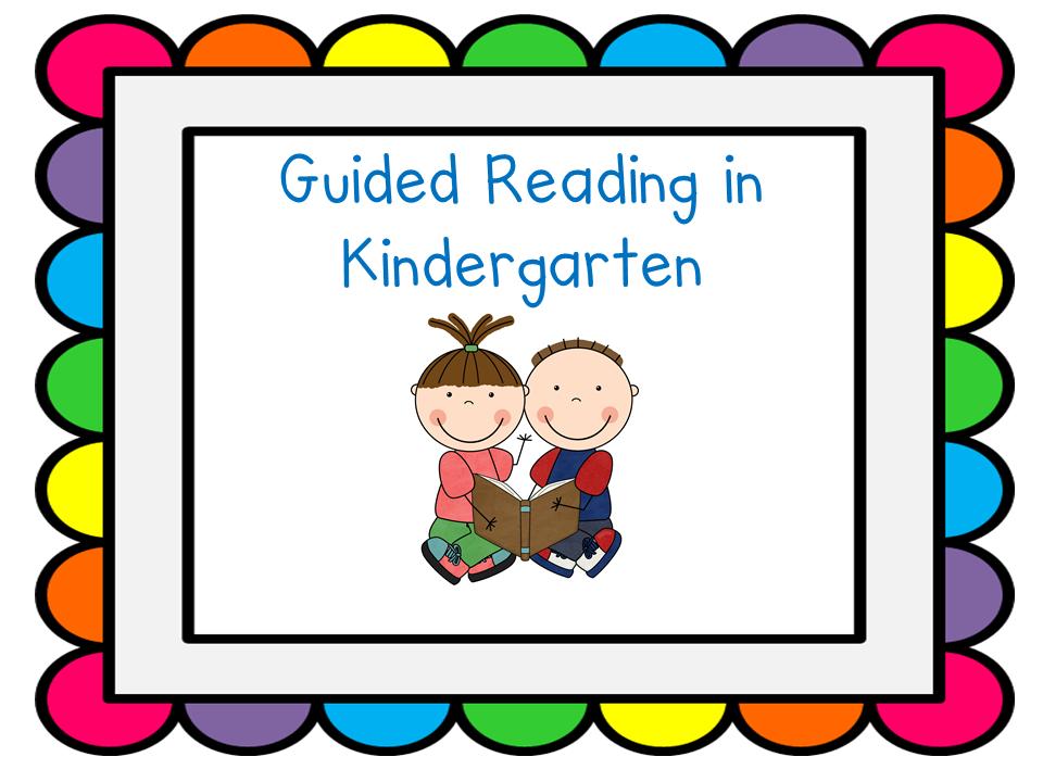 gdrdginkdg - Kindergarten Guided Reading