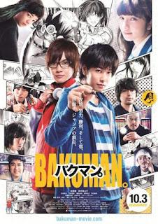 Download Film Bakuman. (2015) BluRay Subtitle Indonesia