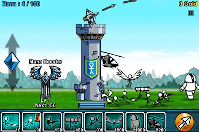 Cartoon Wars Mod Apk