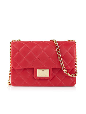 Design Inverse Milano Quilted Bag