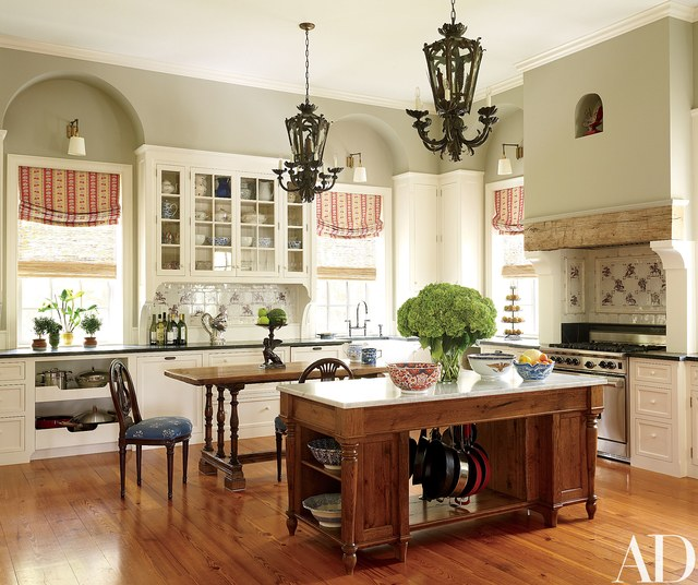 Farmhouse Style: 25 Farmhouse Kitchens In Architectural