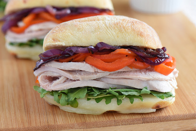 canadian turkey sandwich