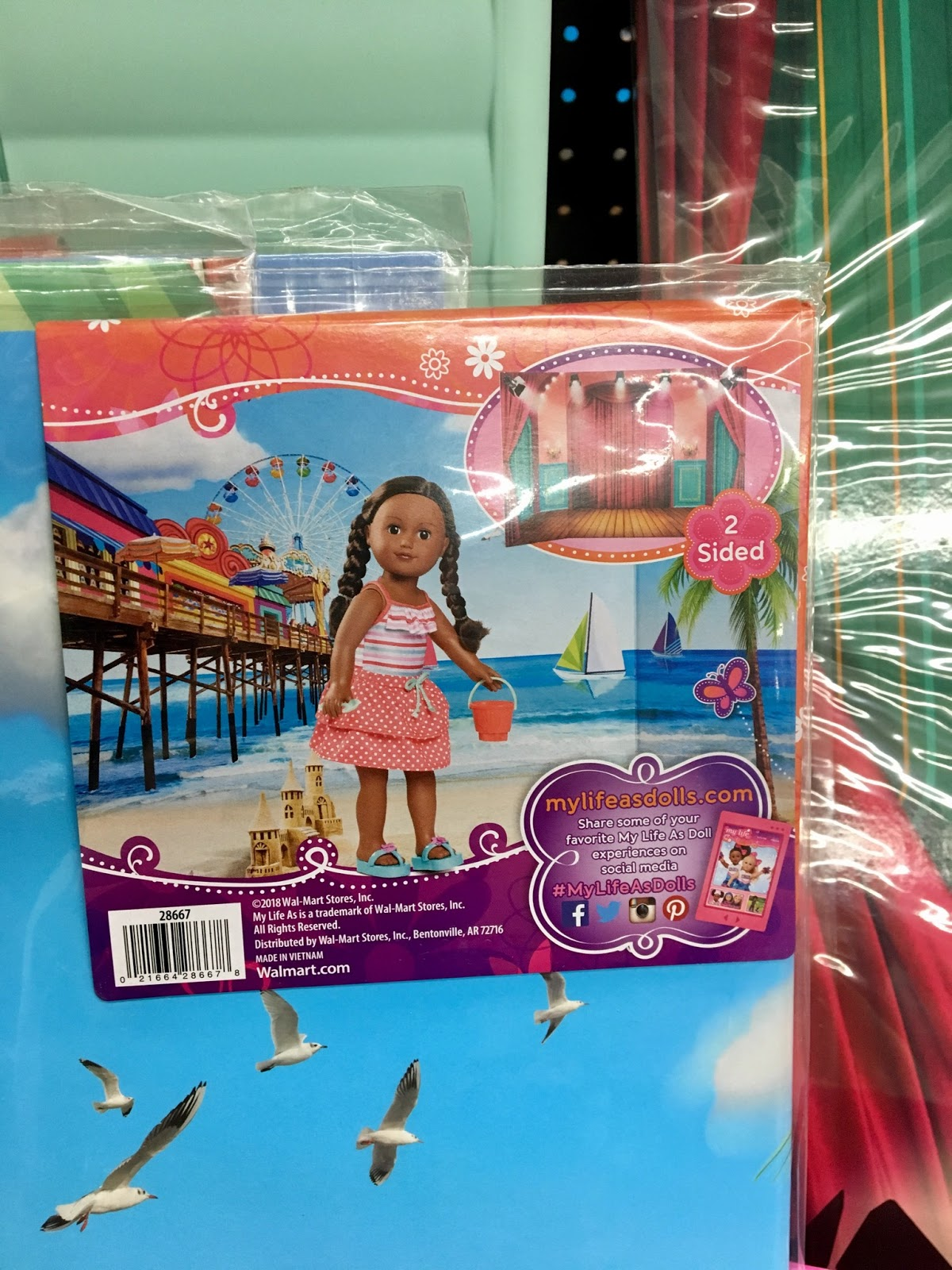 PennilessCaucasianRubbish American Doll Adventures: New My Life As ...