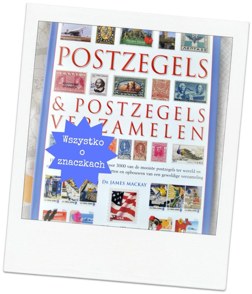 Książka o znaczkach