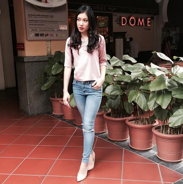 Malay girl zahirah - 1 1