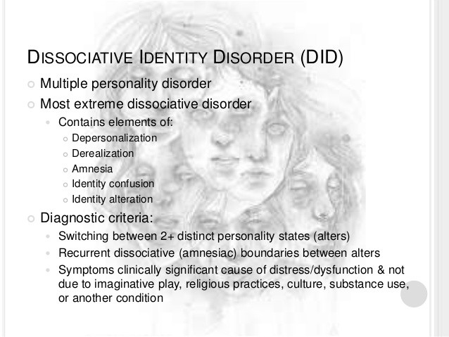 The Connection Between Child Abuse And Dissociative Identity Disorder