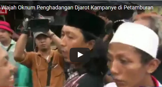 Ketua FPI Jakarta Pusat Jadi Buronan Polisi, Orang seperti inkah yang kalian dukung?