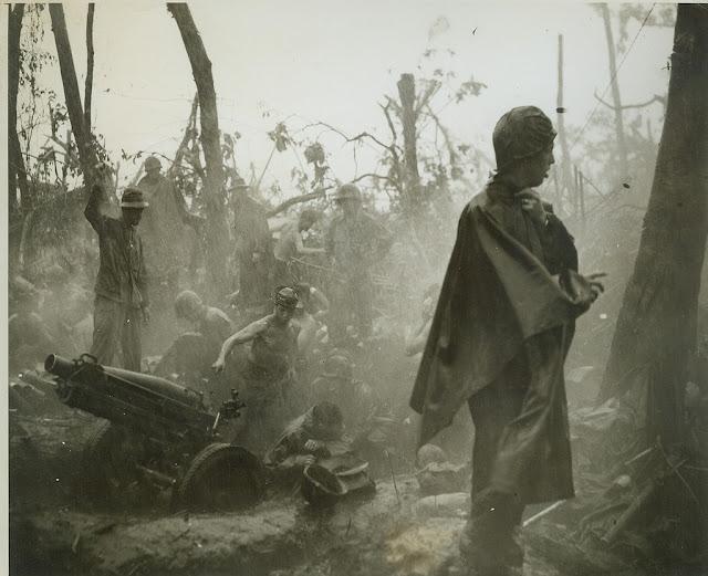 Raras fotografías Segunda Guerra Mundial - James Allison