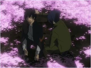 มุคุโร่ vs ฮิบาริ