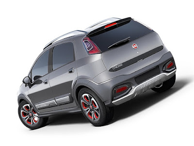 2016 Fiat Urban Crossover image HD