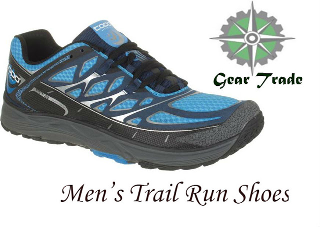 Review of the Most Popular Men's Trail Run Shoes