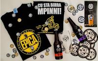 Logo Vinci gratis un pacco regalo con Birra, bicchieri, gadget, magliette e altro ancora