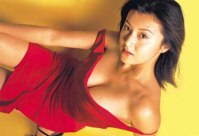 Hot girls Norika Fujiwara Miss Japan 1992