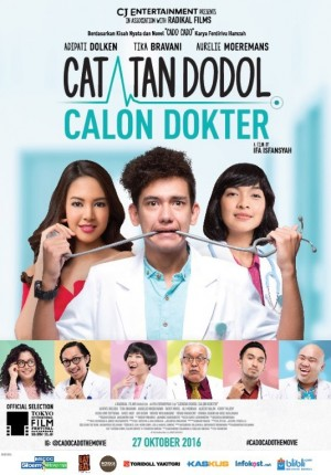 Sinopsis Catatan Dodol Calon Dokter ( 2016 ) Movie