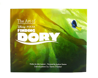 the art of finding dory book review